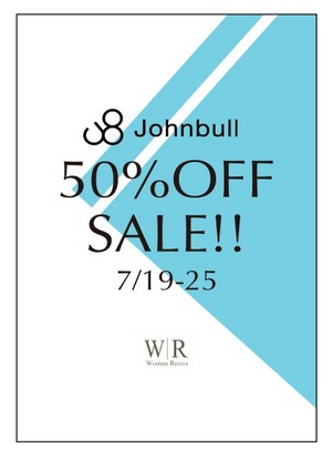 Johnbull50%OFFSALE!!